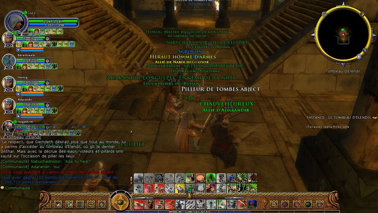 Le Tombeau d'Elendil (screen) ScreenShot03